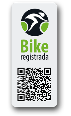 SELO BIKE REGISTRADA