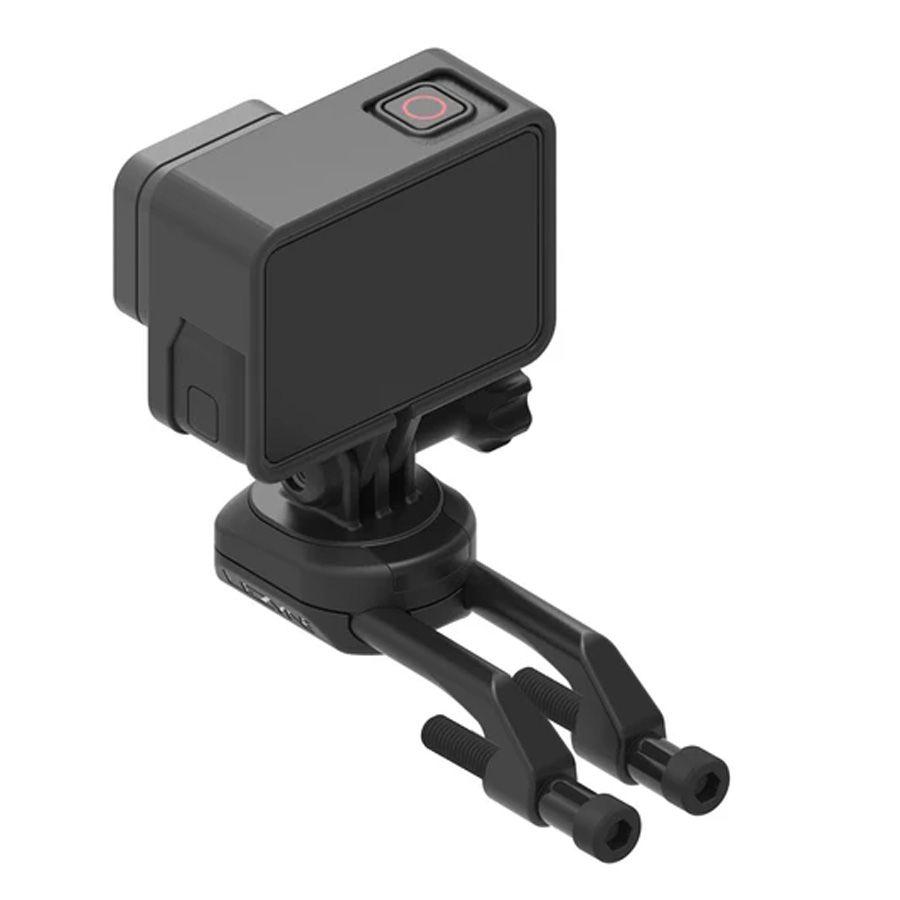 SUPORTE PARA GPS LEZYNE DIRECTX COMPATIVEL COM GOPRO E FAROL