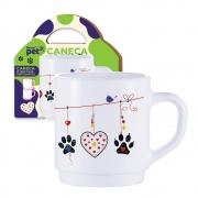 Caneca com Frases MUG My Pet Love 310ml