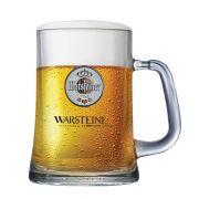 Caneca de Chopp Cerveja Warsteiner de Vidro 670ml