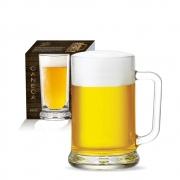 Caneca de Chopp de Vidro Cerveja Star 695ml