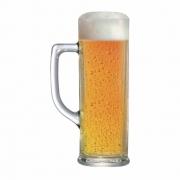 Caneca de Chopp de Vidro Cerveja Danubio M 370ml