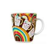 Xícara de Café Ritzenhoff Coffee Mug Selden 20Th Anniversary 2012 300ml