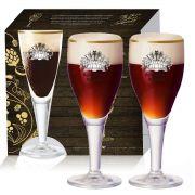 Conjunto de Taça de Cristal para Cerveja Harzer de 415ml 02 peças