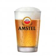 Copo de Cerveja Amstel Caldereta Vidro 350ml