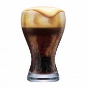 Copo de Cerveja de Cristal Black Premium 425ml