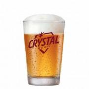 Copo de Cerveja Caldereta Crystal Beer Vidro 300ml