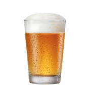Copo de Cerveja de Vidro Caldereta 350 350ml