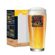 Copo de Cerveja Frases Cerveja Não Deixe Willy P 310ml