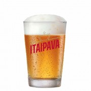Copo de Cerveja Itaipava Caldereta Vidro 300ml