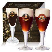 Jogo Copo Cerveja Taça Cerveja Cristal Harzer 430ml 2 pcs QE