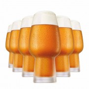 Copo de Cerveja de Cristal Craft Beer 2 580ml 6 Pcs