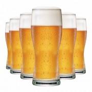 Copo de Cerveja de Vidro Koblens M 660 Ml 660ml 6 Pcs