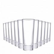 Jogo Copos Vodka Vodka Vidro 54ml 12 Pcs