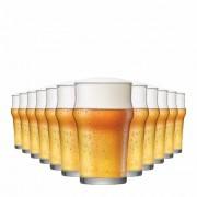 Copo de Cerveja de Vidro Nonic P 305ml 12 Pcs
