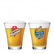 Jogo de Copos para Cerveja Rótulo Choppinho 235ml 2 Pcs