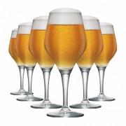 Taça de Cerveja de Cristal Beer Sommelier 615ml 6 Pcs