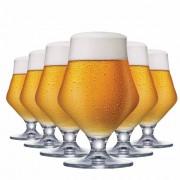 Taça de Cerveja de Cristal Maritim 410ml 6 Pcs