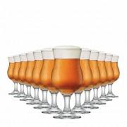 Jogo de Taças Cerveja Panama Vidro 400ml 12 Pcs