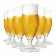 Taça de Cerveja de Cristal Paris P 320ml 6 Pcs