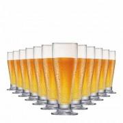 Jogo de Taças Cerveja Tulipa Vidro 320ml 12 Pcs