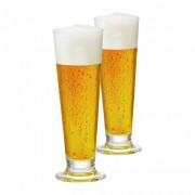 Jogo de Taças de Cerveja Arena P Cristal 275ml 2 Pcs