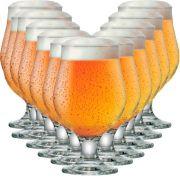 Taça de Cerveja de Vidro Beer Master 380ml 12 Pcs