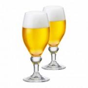 Taça de Cerveja de Cristal Continental M 385ml 2 Pcs