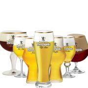 Jogo de Taças e Copos de Cerveja Coleção Therezópolis 7 pçs