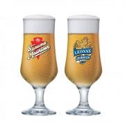 Jogo de Taças para Cerveja Rótulo Barcelona 370ml 2 Pcs