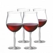 Jogo de Taças Vinho Tinto Bordeaux Gran Cristal 675ml 4 Pcs