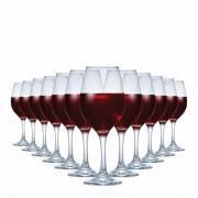 Taça de Vinho Tinto de Vidro One 385ml 12 Pcs
