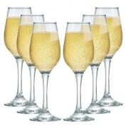 Jogo Taça Ritzenhoff Champagne Aspen 240ml 6 Pçs
