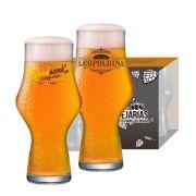 Luva Copos Craft Beer Festival da Cerveja Leopoldina/Handwork 495ml
