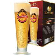 Taça de Cerveja Baden Baden Christmas Cristal 275ml