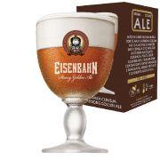 Taça de Cerveja Eisenbahn Strong Golden Ale 460ml