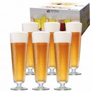 Taça de Cerveja de Cristal Prestige M 510ml 6 Pcs