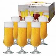 Taça de Cerveja de Cristal Ratsk 385ml 6 Pcs