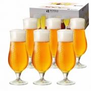 Taça de Cerveja de Cristal Warst 340ml 6 Pcs