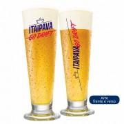 Taça de Cerveja Itaipava Go Draft Cristal 385ml