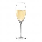 Taça de Champanhe de Cristal Aspergo 320ml
