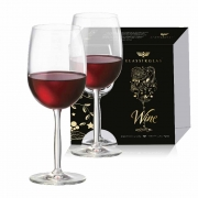 Taça de Vinho Tinto de Cristal Ritz 485ml 2 Pcs