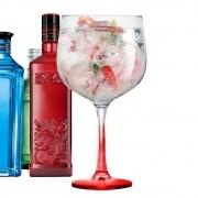 Taça Gin de Vidro 650ml Ideal p/ Beefeater Tanqueray Bombay