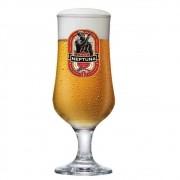 Taça para Cerveja de Vidro Rótulo Barcelona 370ml