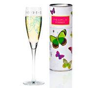 Taça para Prosecco Cristal Ritzenhoff Glass Anissa Mendil 2012 160ml