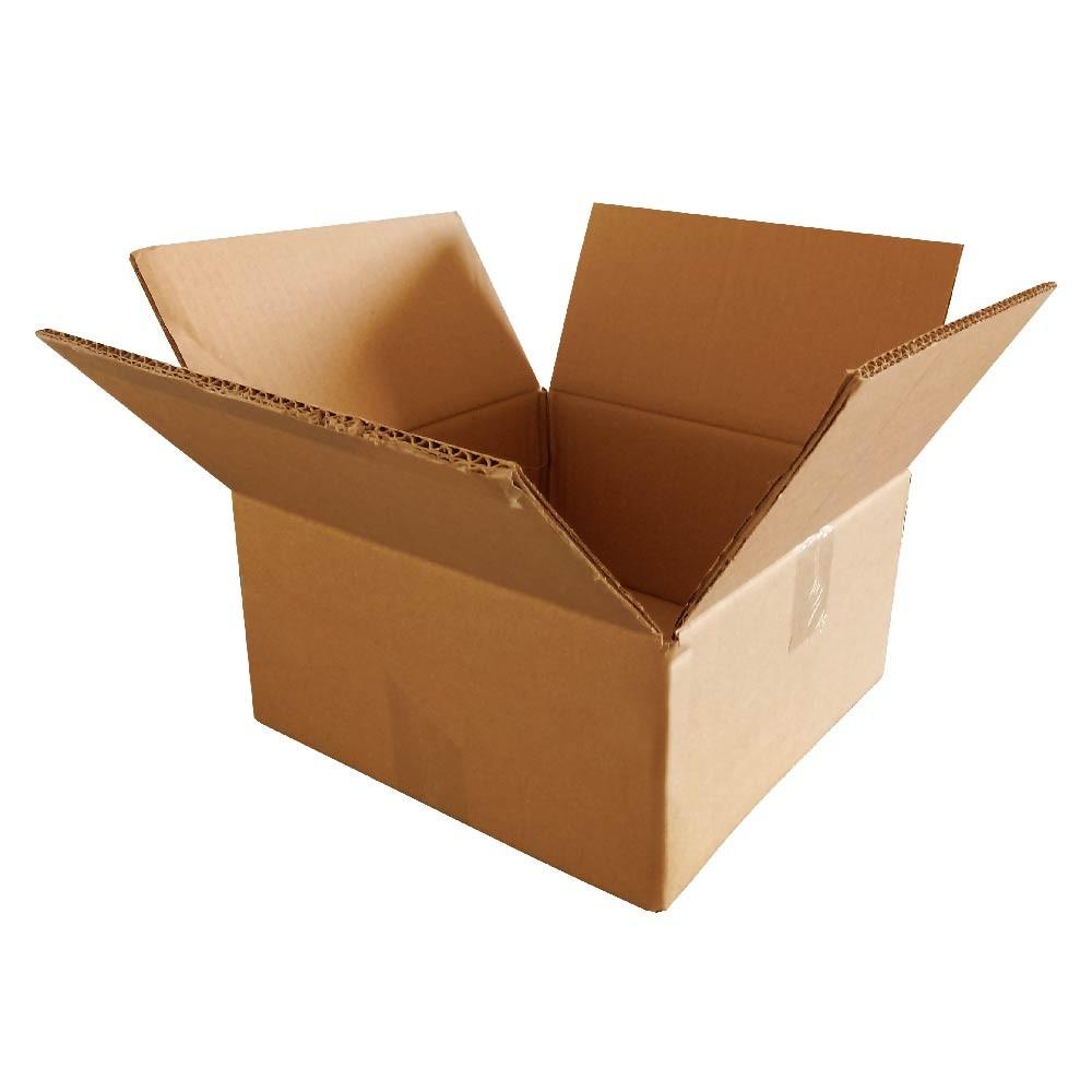 20 Caixas USADA de Papelão Pequena Embalagem para Ecommerce