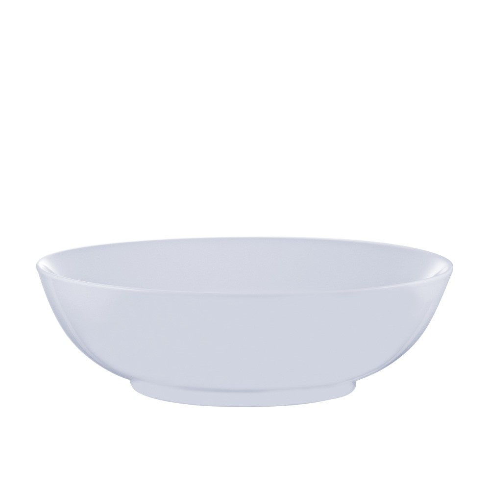 Bowl de Porcelana Branca Grande 24cm 1 pc