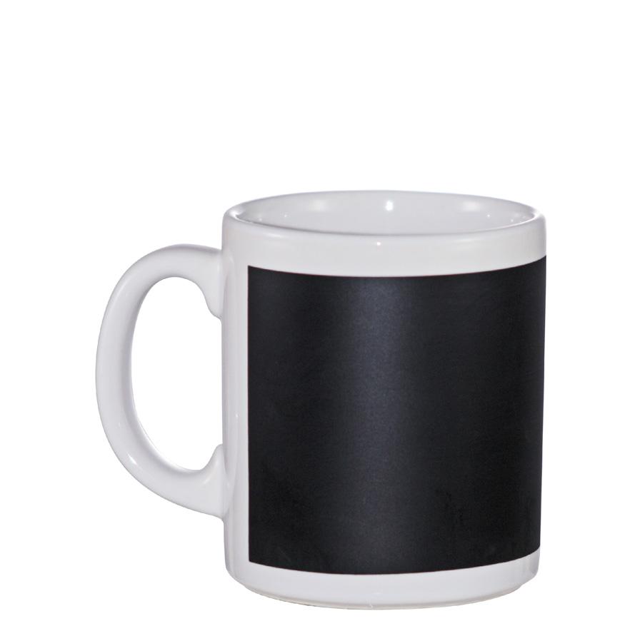 Caneca de Café Porcelana Boston Slate Surface 315ml
