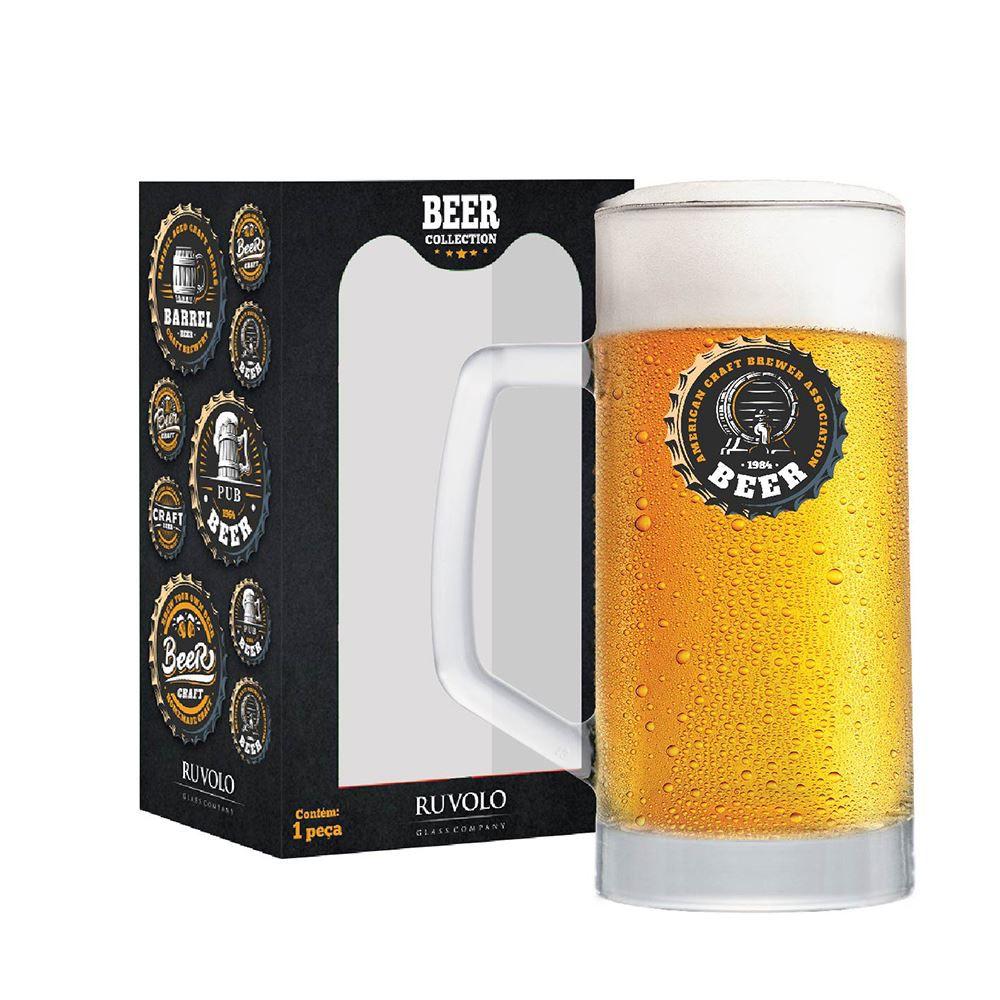 Caneca de Chopp Frases Cerveja Beer Collection Berna 500ml