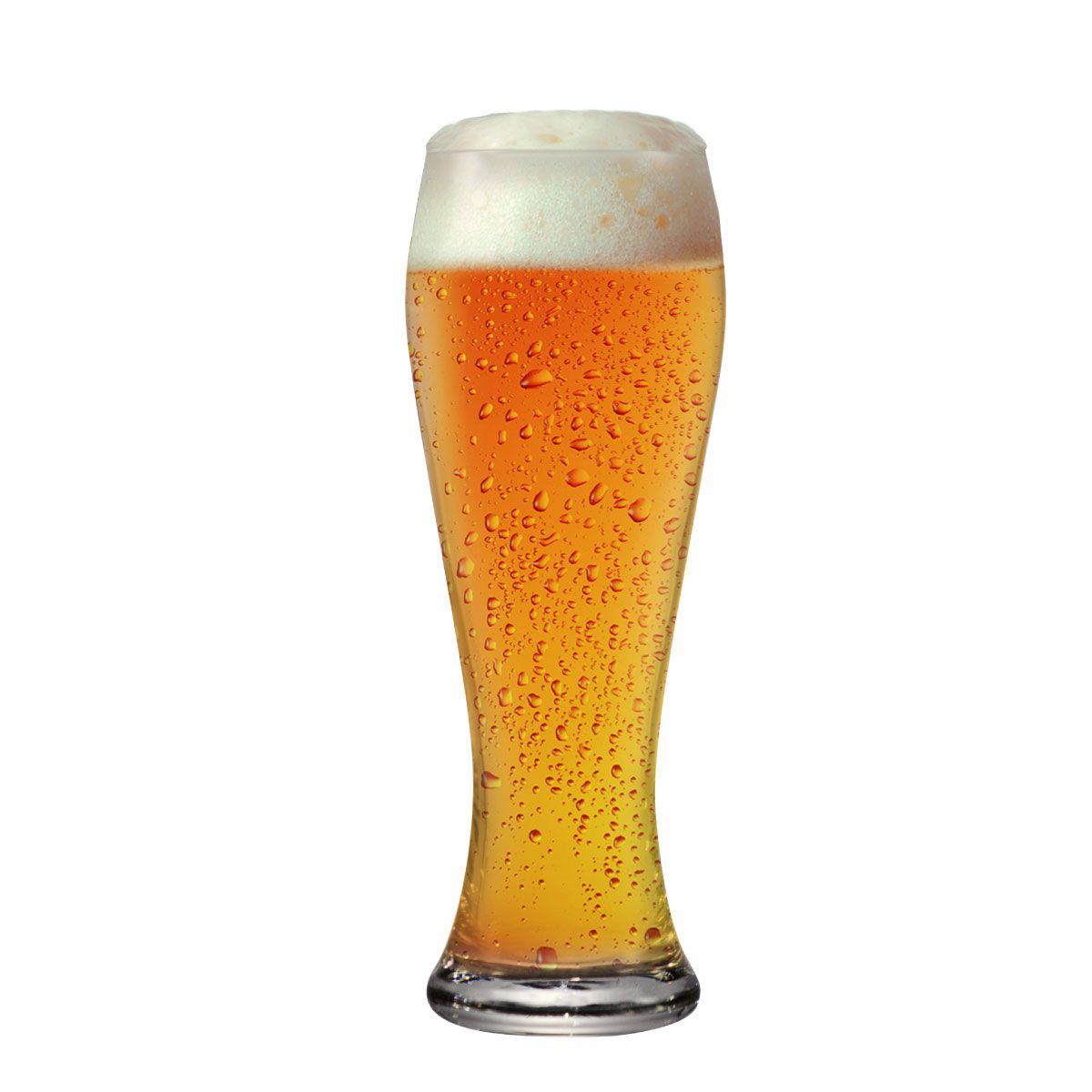 Copo de Cerveja de Vidro Danube 690ml